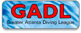 Greater Atlanta Diving League